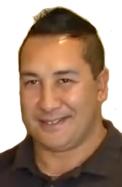 Justin Baker owner of Justpainted